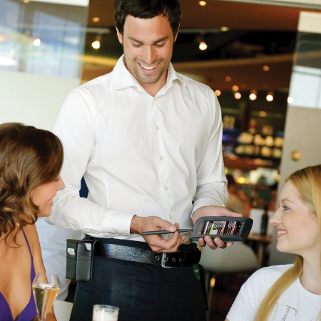 Sports / Fitness facilities NovaTouch® Restaurant cash register system